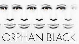Orphan Black logo title