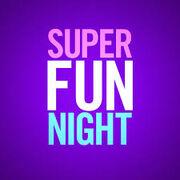 Super Fun Night logo