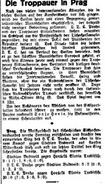 Prager Tagblatt 3-10-31