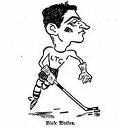 Blake Watson Caricature