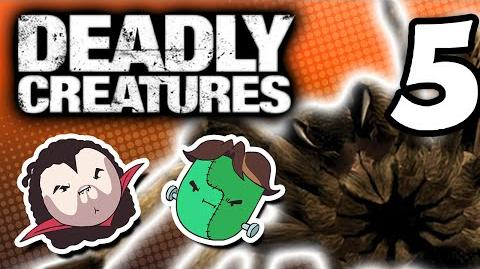 Deadly Creatures Diggin' and Dodgin' - PART 5 - Game Grumps
