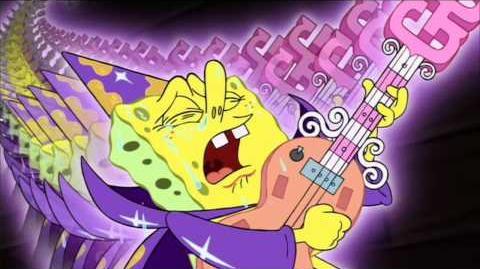 "SpongeBob Sings ""Goofy Goober Rock"" (Using Clips) (feat. Mindy and the Bikini Bottomites)"