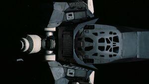Ranger 1 docked