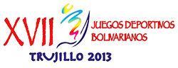 Logo 2013 bolivarianos