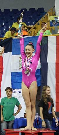 Victory ivanka 2013 estrellas gimnastica