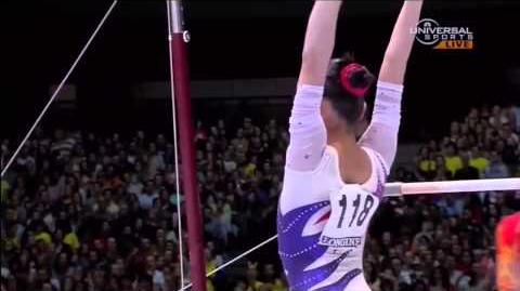 All Around 2013 Worlds YAO JINNAN (CHN) UB