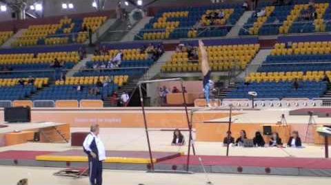 Gymnasiade 2009 UB Mustafina