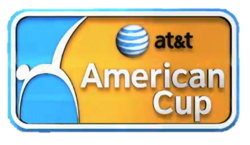 At&t american cup logo