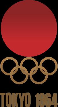202px-Tokyo 1964 Summer Olympics logo