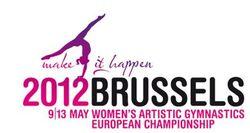 WAG European Championships 2012 logo