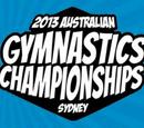 2013 Australian National Championships