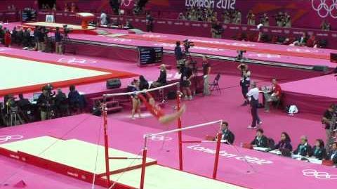 Beth Tweddle QF Olympics 2012 - UB-0