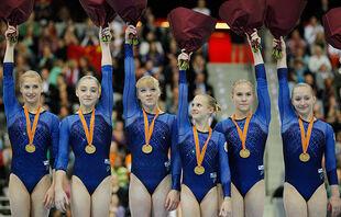 Team rus wag 2010