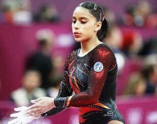 Gomez porras ana sofia 2012 olympics