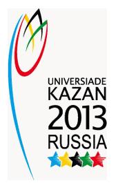 2013 universiade logo