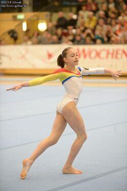 Teodoru diana 2013 GER-ROU-USA