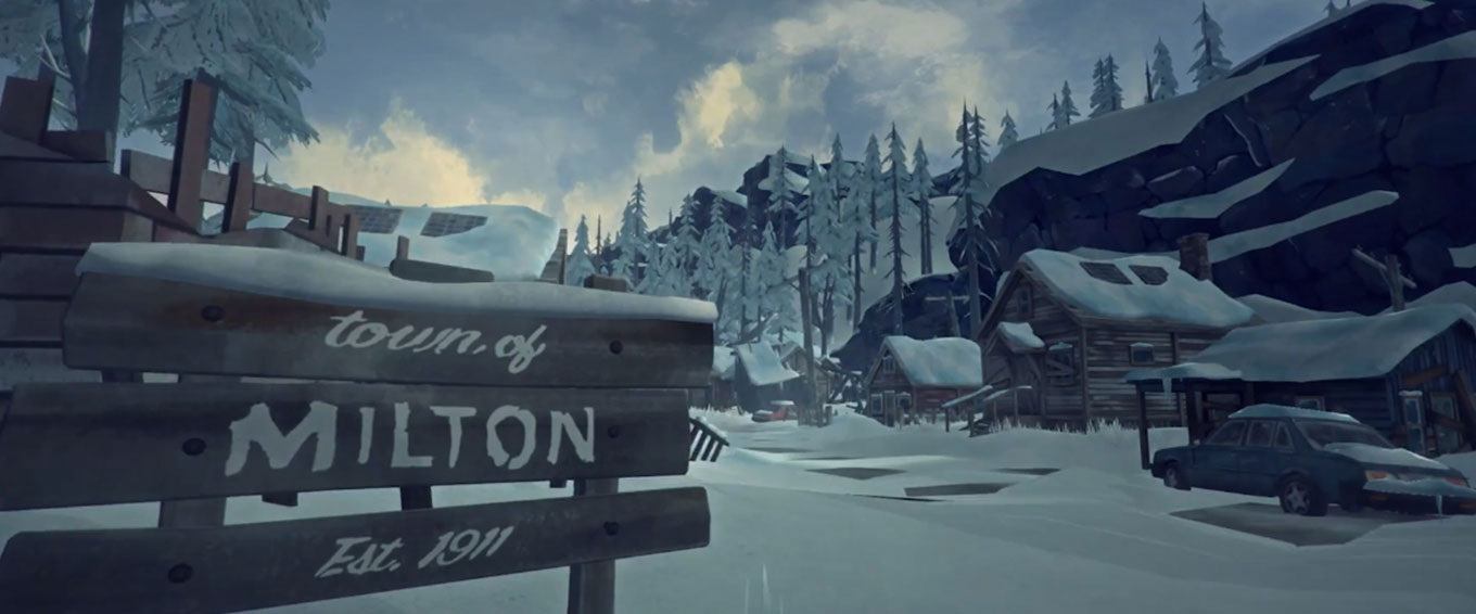 Mountain Town  The Long Dark Wiki  FANDOM powered by Wikia