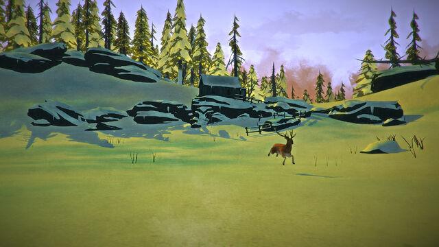 File:The Long Dark - Deer.jpg