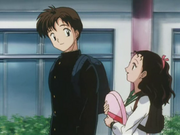 Hojo and Girl of the first-year episode 38