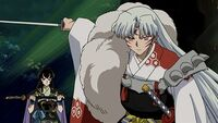 Sara and sesshomaru