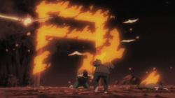 Kyora's attack