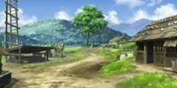 Kaede's village