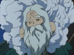 Sennin, master of Tokajin