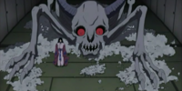 Bone Demon's father