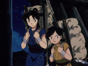 Episode 59 - Serina and Suzuna