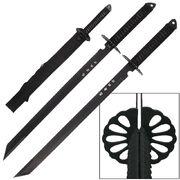 Gemini Twin Ninja Sword Set 01