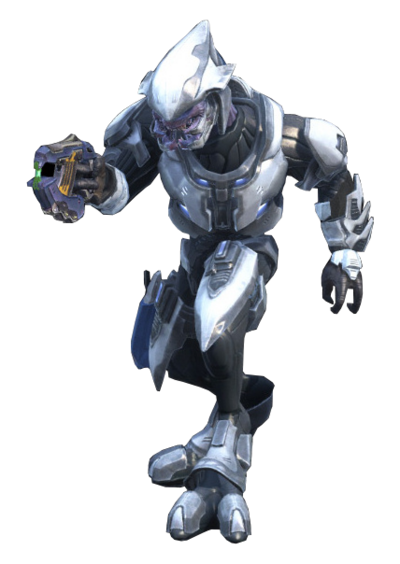 Halo Reach - Sangheili
