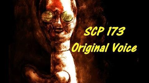 SCP 173 Original Voice-0