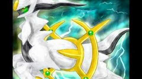 Pokemon Diamond and Pearl Arceus Battle Music