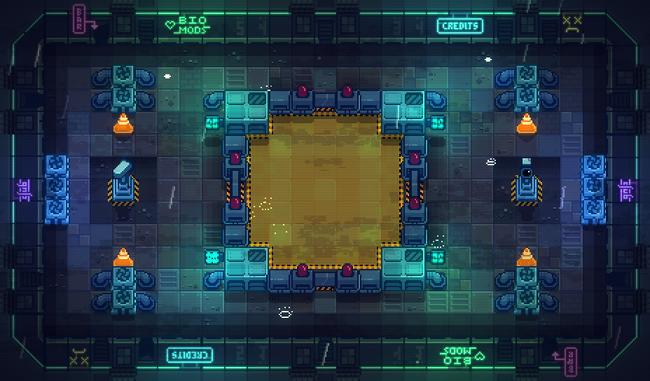 Arx-515 - Lockdown - Zone