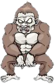 File:Twisted Gorilla.png