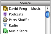 ITunes4.9 podcasts