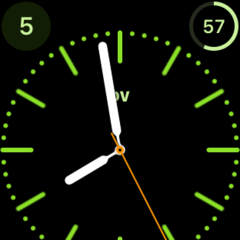 Colour Watch Face