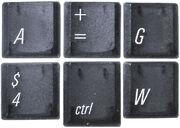 PowerBook Univers keycaps