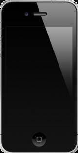 IPhone 4 Mock No Shadow PSD