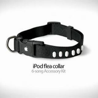 iPod flea Collar