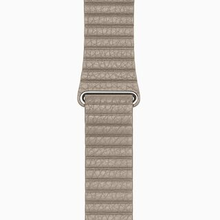 Stone Leather Loop Band