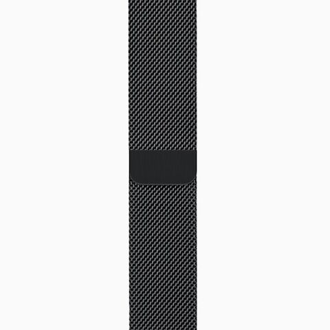 Black Milanese Loop