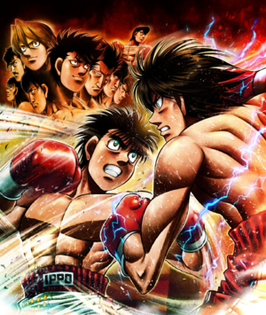 Hajime no Ippo The Fighting! PS3 Game 2014