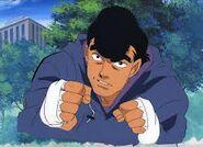 Takamura training...