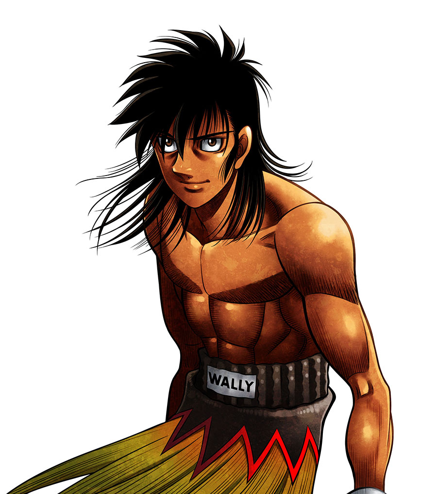 Wally Wiki Ippo Fandom Powered By Wikia