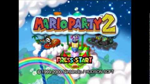 Mario Party 2 New Record