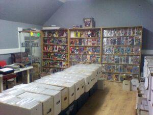 Hidden Treasure Comics