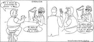 Gomaith