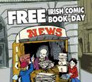 Free Irish Comic Book Day