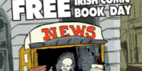 Free Irish Comic Book Day